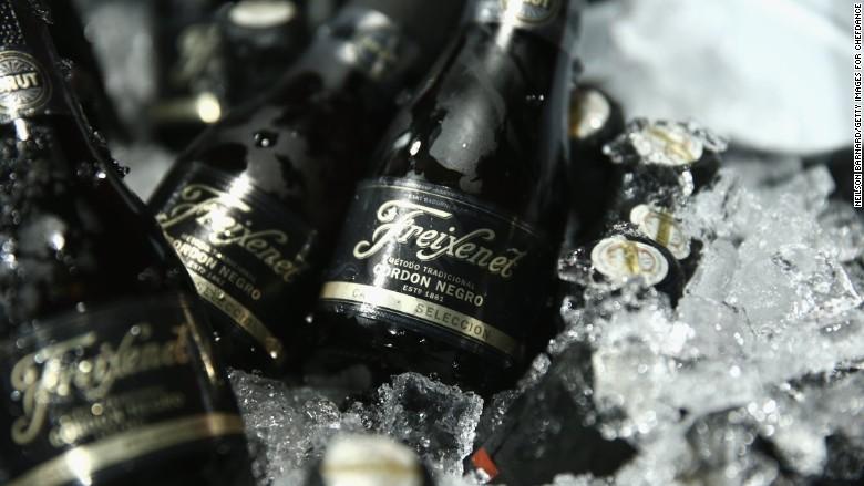 freixenet cava prosecco sparking wine champagne