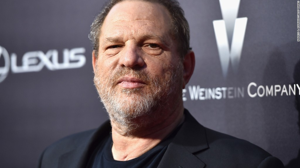 Hear some of Harvey Weinstein's accusers