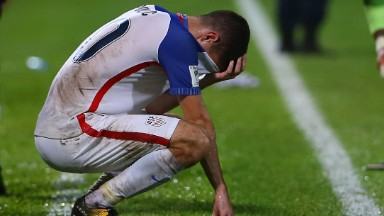 Dashed 2018 World Cup dreams: Big blow for soccer in the U.S.