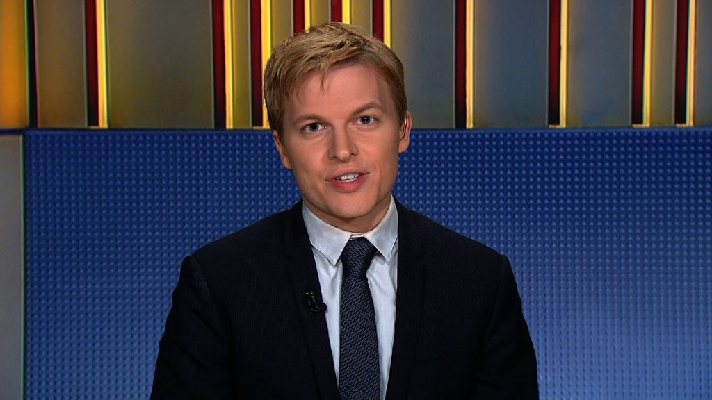 Ronan Farrow on the Weinstein sexual assault scandal