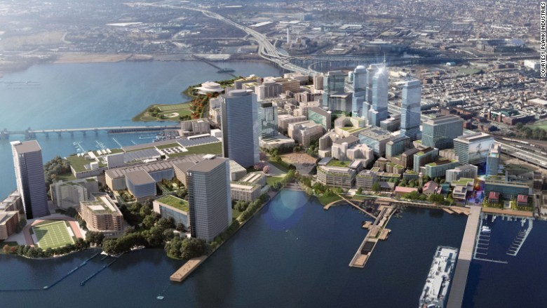 port covington proposal