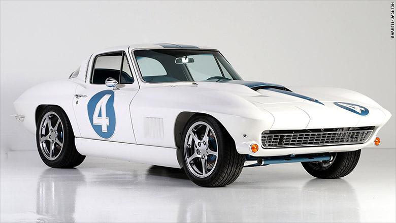 barrett jackson 1964 chevrolet corvette