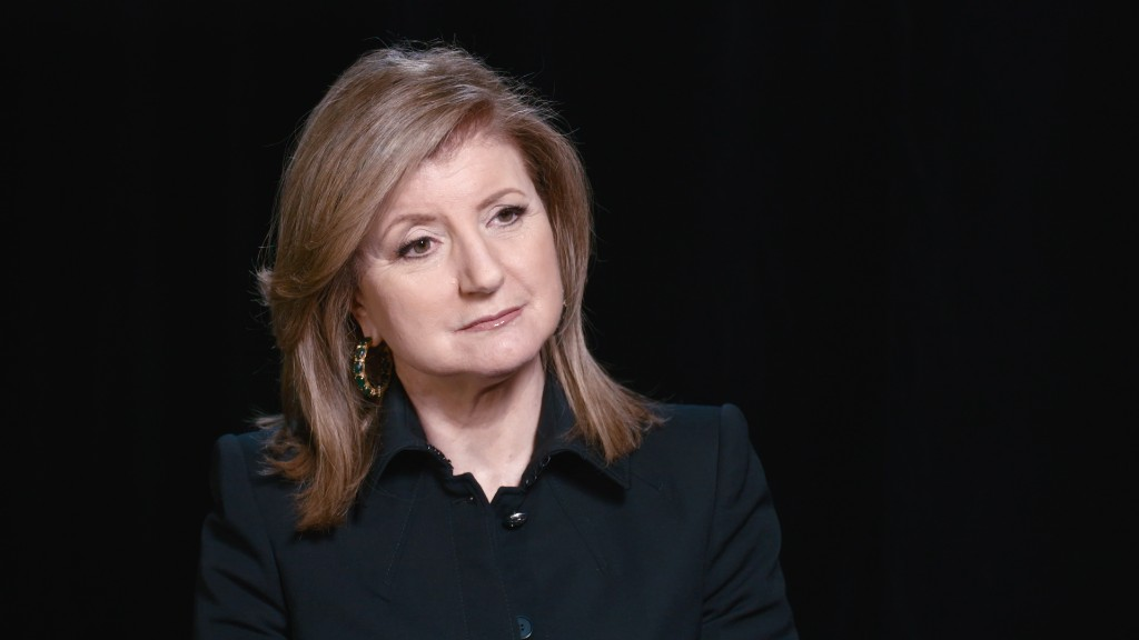 Arianna Huffington on Uber: 'No brilliant jerks allowed'