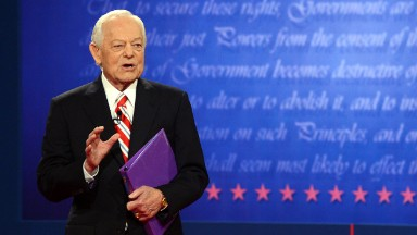 Schieffer says we're 'overloaded' by news