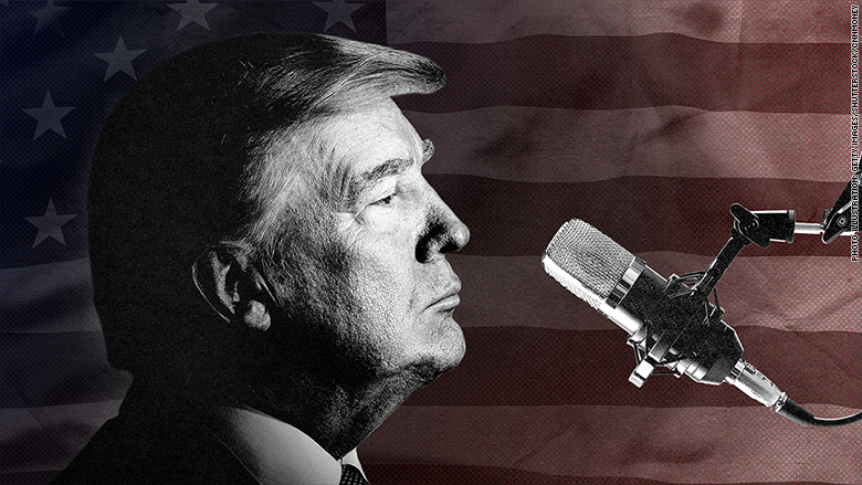 trump conservative talk radio