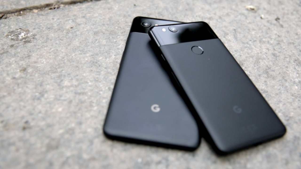 Hands On With Google S Pixel 2 Smartphone Video Technology