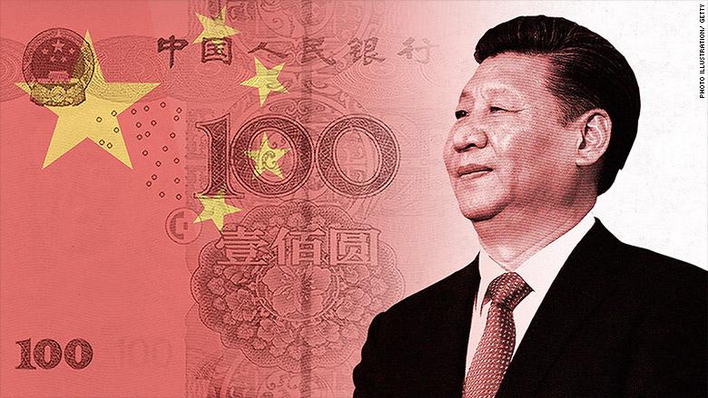 China economy and Xi