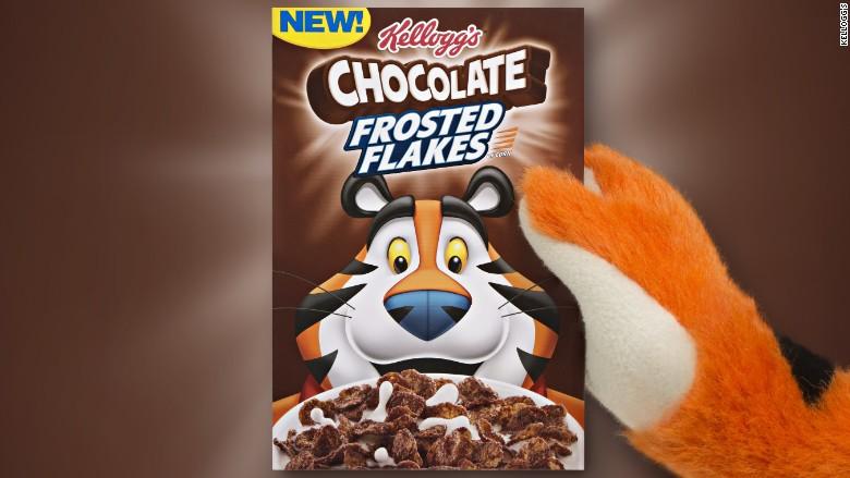 Kellogg Chocolate Flakes