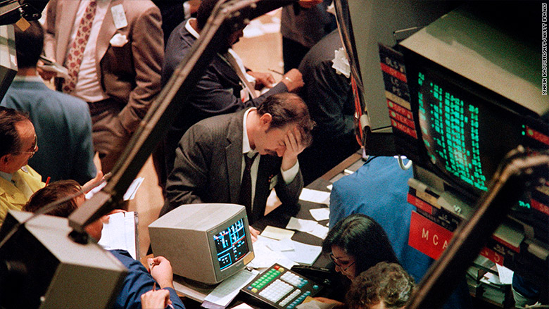 Black Monday 1987: Remembering the worst day in Wall Street history