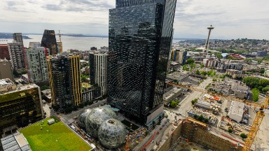 Cities try to lure Amazon, but want to keep the details secret