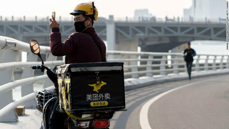meituan delivery