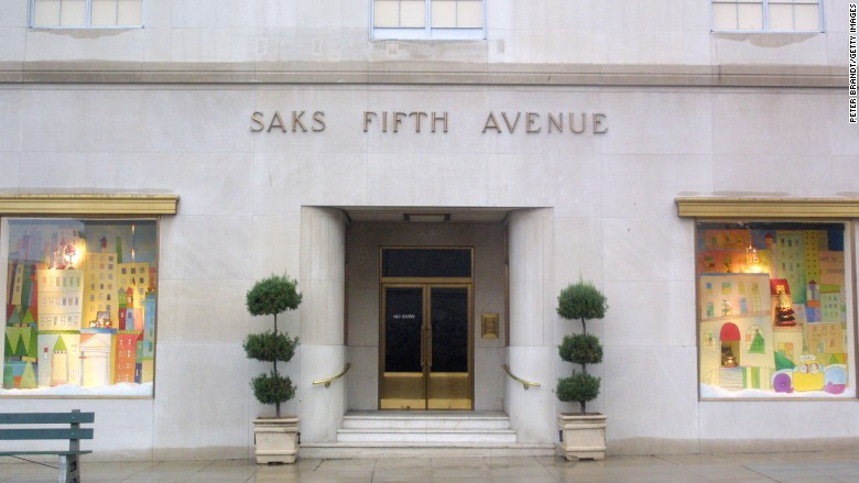 Ceo Of Saks And Lord Taylor Steps Down
