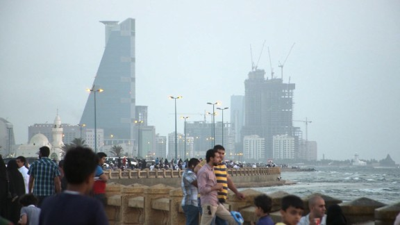 Saudi Arabia wants to build a $500 billion mega-city spanning 3 countries