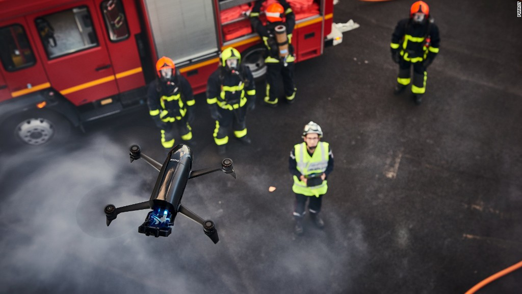 This drone could help save lives after natural disasters