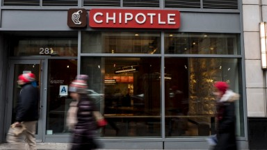 Customers got sick at a Chipotle in Ohio, and the stock is down 6%