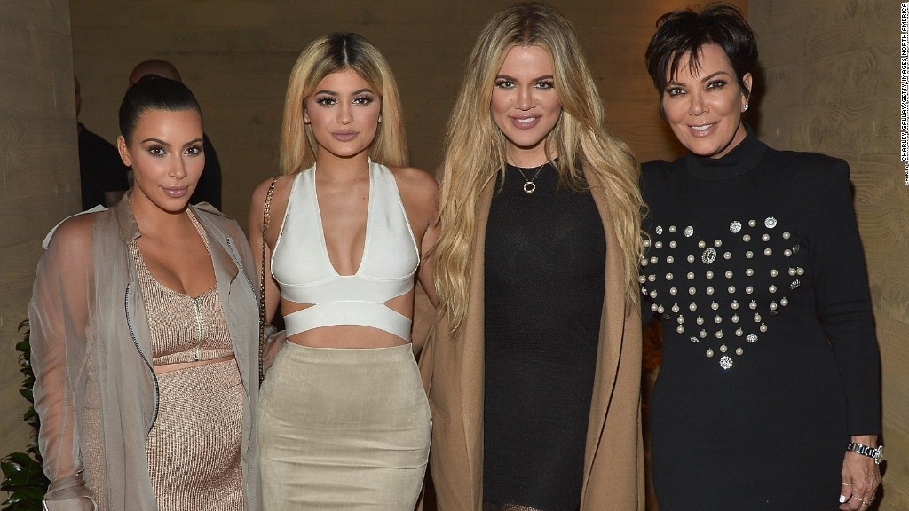 Keeping up with the Kardashian pregnancies