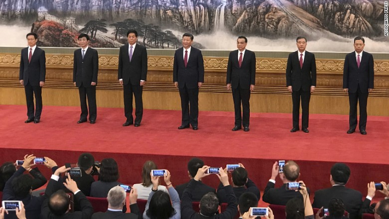 xi jinping china party congress