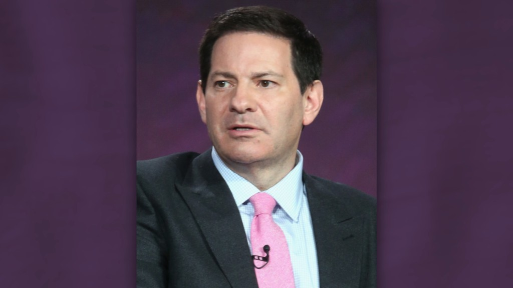 Journalist Mark Halperin accused of sexual harassment