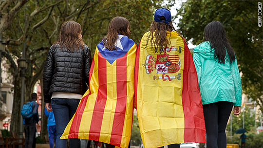 An American history lesson for Spain