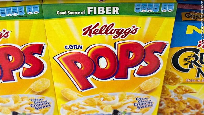Kellogg's gets rid of racially insensitive art on Corn Pops box on making house, cracker box house, waffle box house, cardboard box house,