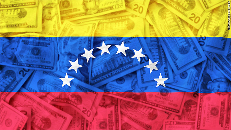venezuela flag usd