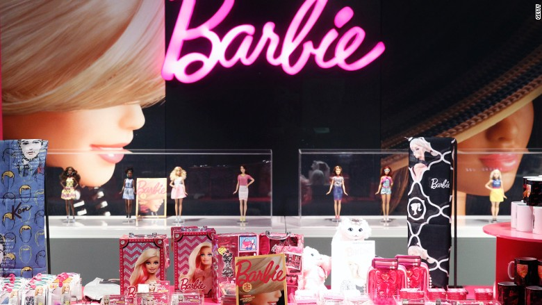 Mattel Suspends Dividend After Earnings