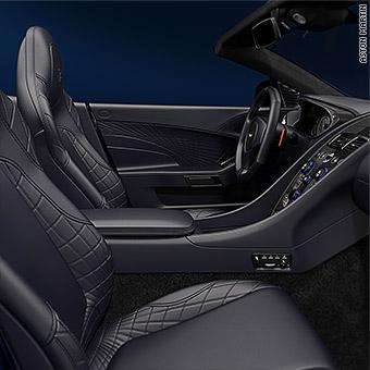 Aston Martin Unveils 360 000 Tom Brady Edition Convertible