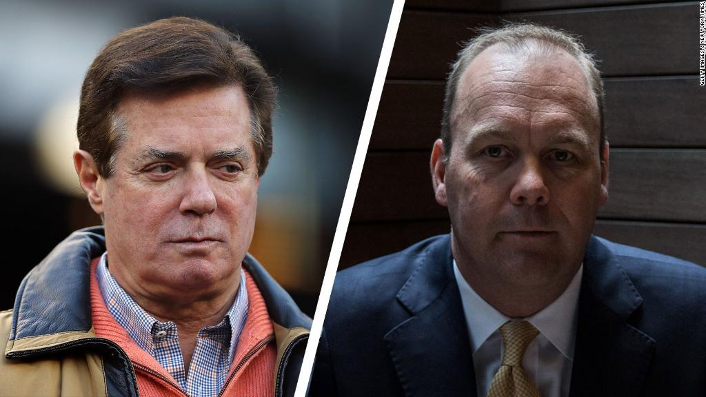 Indictment against Manafort, Gates unsealed