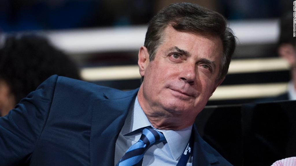 Manafort's journey to center of Mueller's investigation