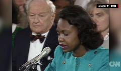 How much has changed since Anita Hill?