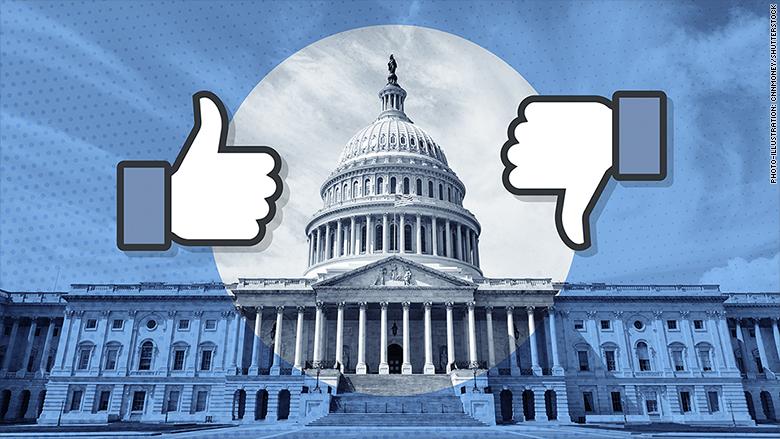 congress questions facebook
