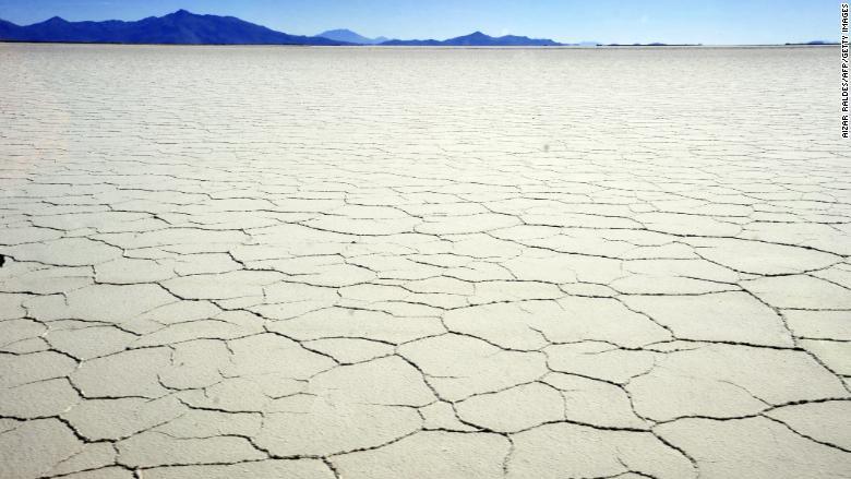 salt flats lithium bolivia