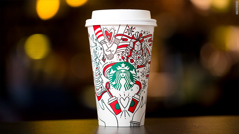 2017 starbucks holiday cup