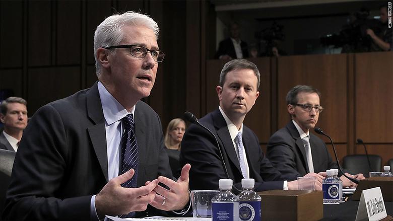 tech execs testify