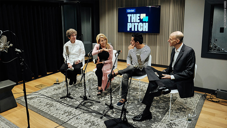 the pitch gimlet media