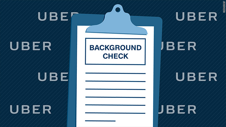 uber background checks explained