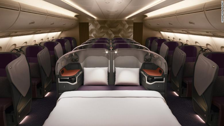 Singapore Airlines A380 1