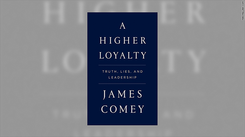 comey higher loyalty