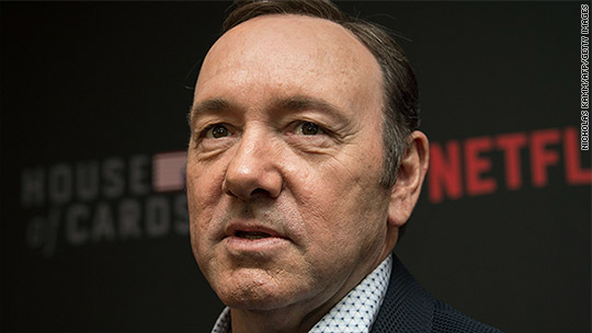 House Of Cards Employees Allegeual Harassment Assault By Kevin Spacey