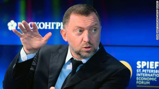 Russian oligarch quits board of his sanctioned aluminum giant