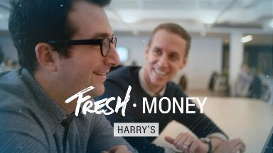Harry's founders wanted to make razors more affordable
