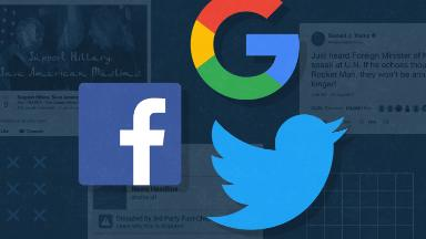UK 'fake news' report calls for tougher rules, fines for social media companies