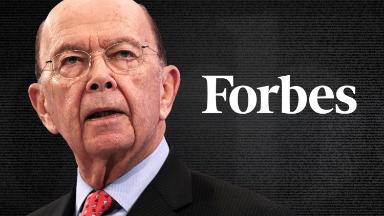 Forbes drops bombshell on Wilbur Ross -- and its own reporting