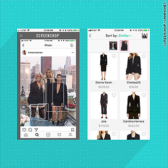 New App Backed By Kim K Wants To Be Fashion S Shazam