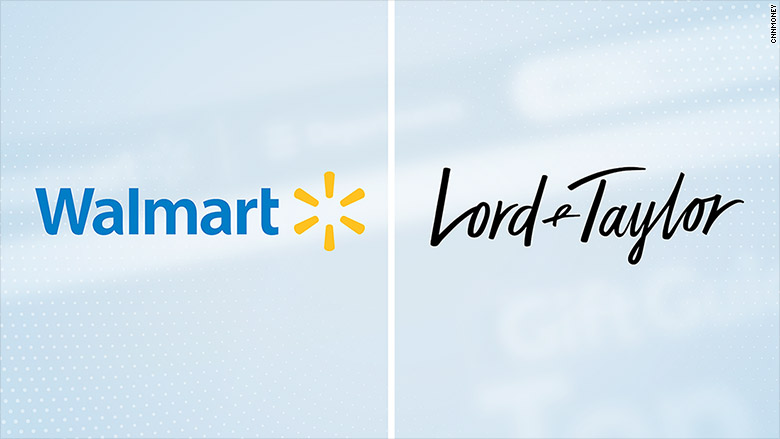 Lord Taylor Is Coming To Walmart