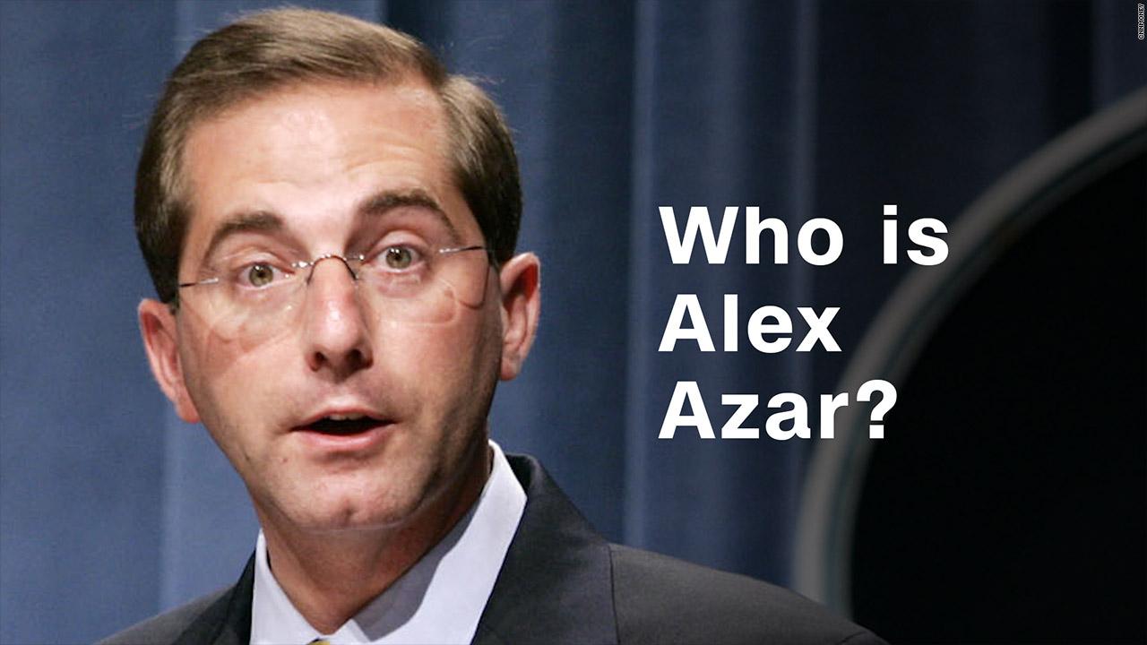 Who is Alex Azar? - Video - Business News