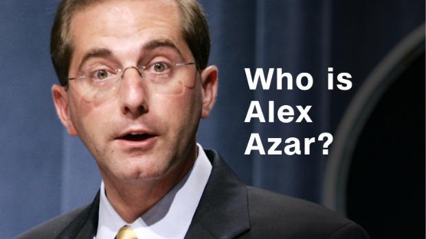 Who is Alex Azar?