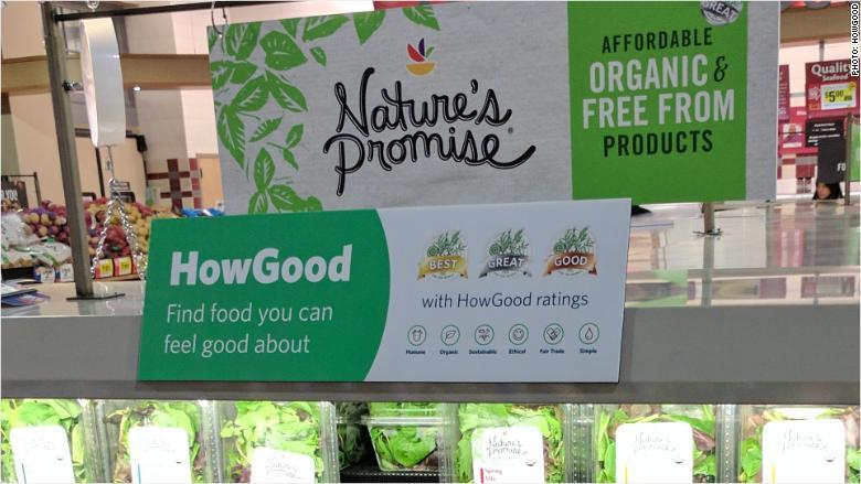 howgood food ratings