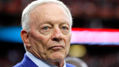 What's driving Jerry Jones' beef with Roger Goodell