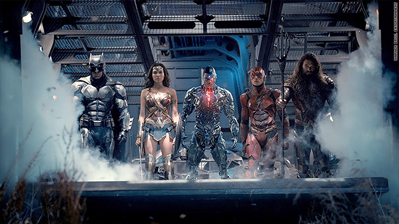 Justice League Box Office